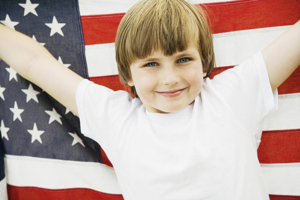 אזרחות אמריקאית לילדים